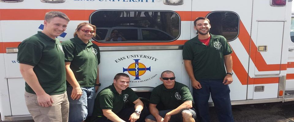 Emergency Medical Services University Iwe Dont Follow The